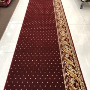 Karpet Super Mosque merah titik