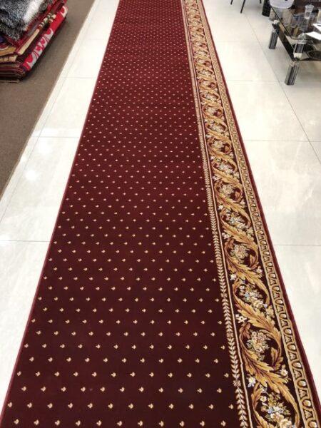 Karpet Super Mosque merah titik