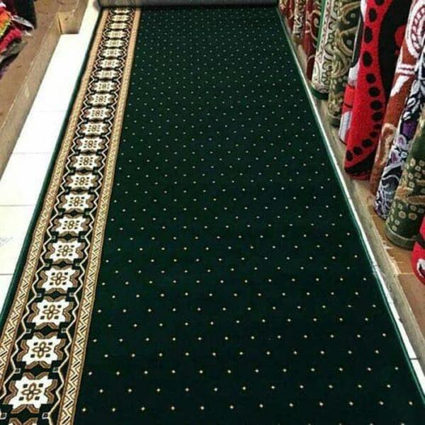 karpet masjid turki platinum 2 hijau