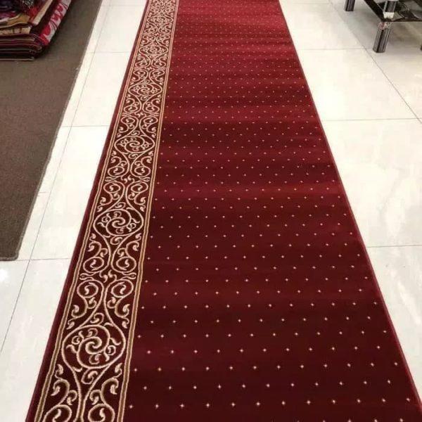 karpet masjid turki platinum merah