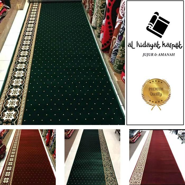 karpet masjid turki plt
