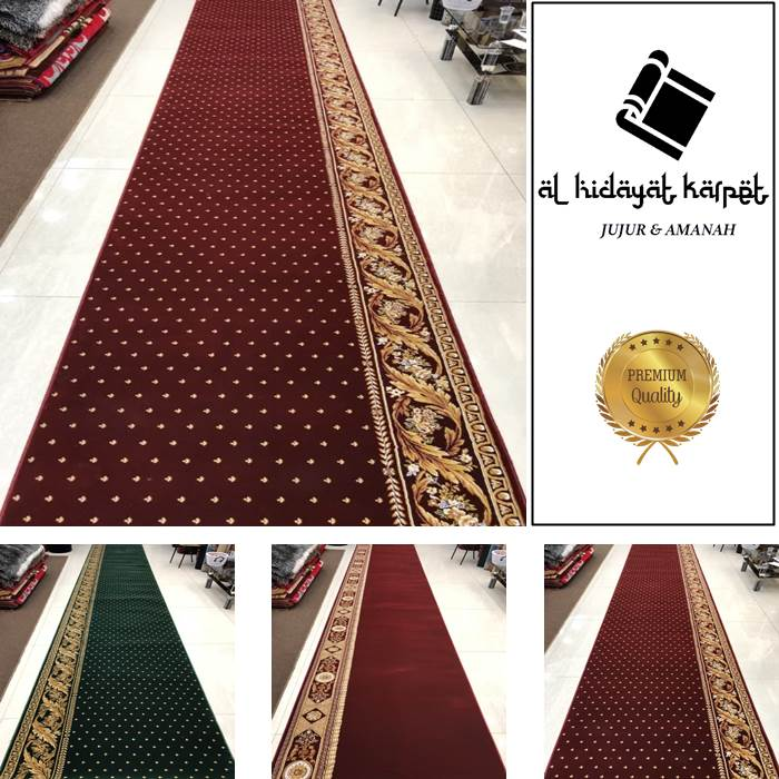 Harga Karpet Masjid 1 Roll