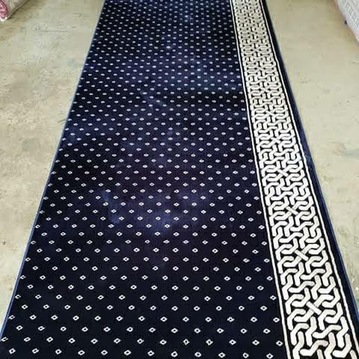 karpet turki mirac blue