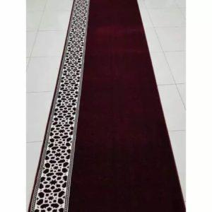 karpet turki mirac motif bintang
