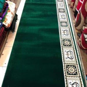 karpet turki super tebriz hijau