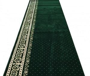 ukuran karpet masjid