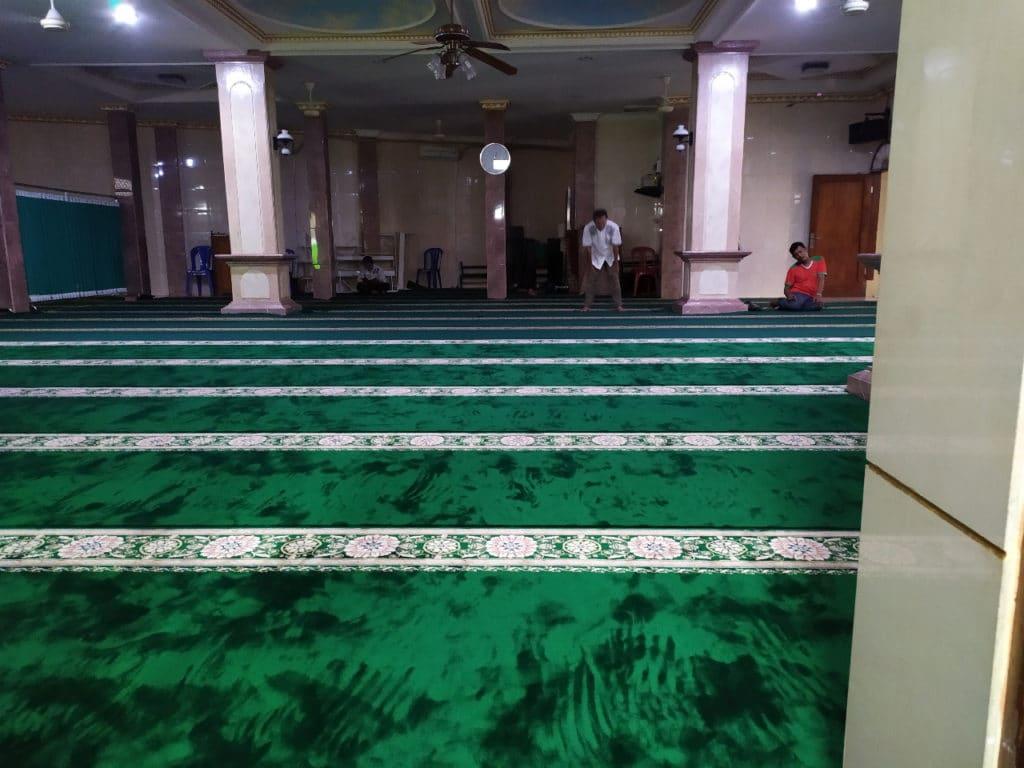 Masjid Ar Ridwan Slipi Jakarta Barat