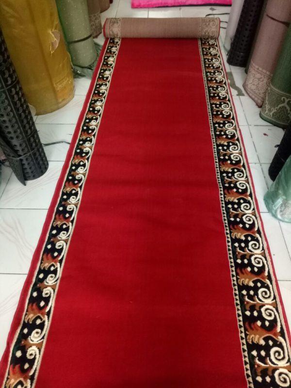 Karpet Masjid Dinasty merah2