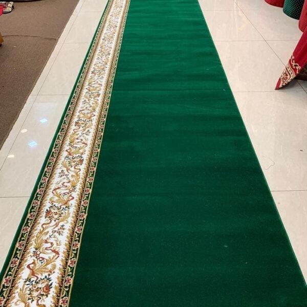 Karpet Masjid Super Royal Hijau