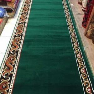 karpet masjid kingdom hijau