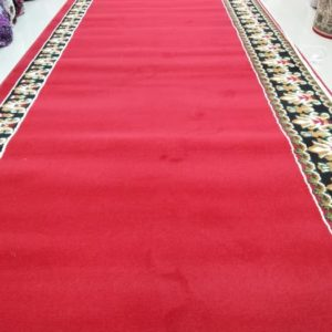 karpet masjid kingdom merah