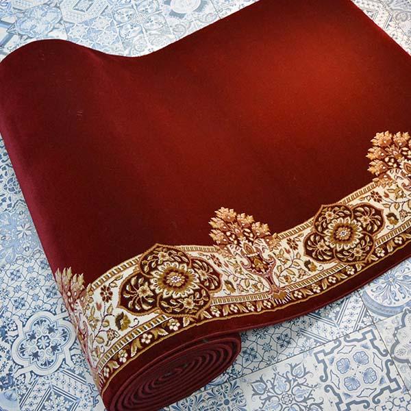 Karpet masjid Century merah