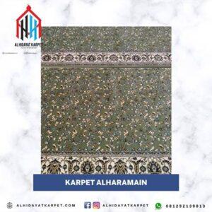 Karpet Al Haramain Hijau