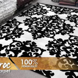 Karpet Maroc 01 Black