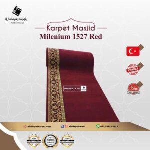 Karpet Masjid Millenium Hijau