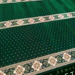 Karpet Masjid Sultan Ahmet Soft Hijau