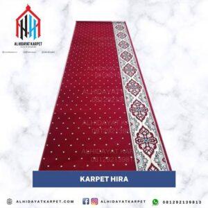 karpet turki hira merah bintik