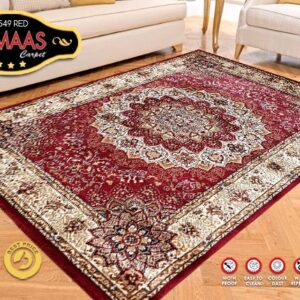ALMAAS 2549 RED 120X170