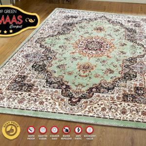 ALMAAS 4639 GREEN 120X170