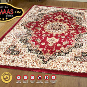 ALMAAS 4639 RED 120X170