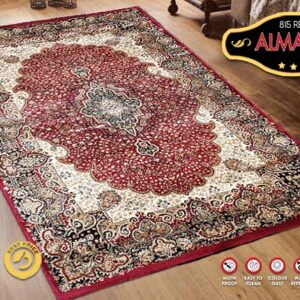 ALMAAS 815 RED 120X170