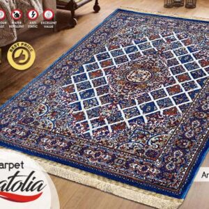 ANATOLIA 8564 BLUE 160X230