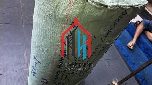 Pengiriman karpet Masjid Turki Masterpiece menuju kota lubuk linggau Sumatera Selatan