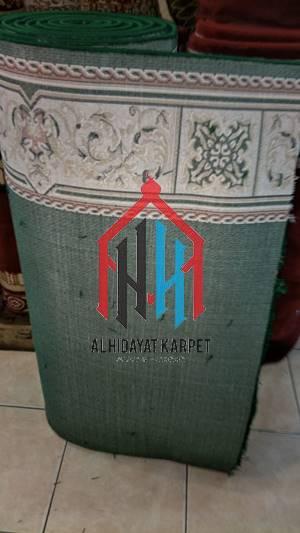 Pengiriman karpet Masjid Turki Masterpiece menuju kota lubuklinggau Sumatra Selatan